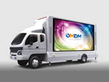 OUTDOOR ADVERTISING MOBILE LED TRUCK EW4700