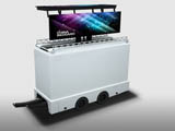 OUTDOOR ADVERTISING MOBILE LED TRAILER EBK12